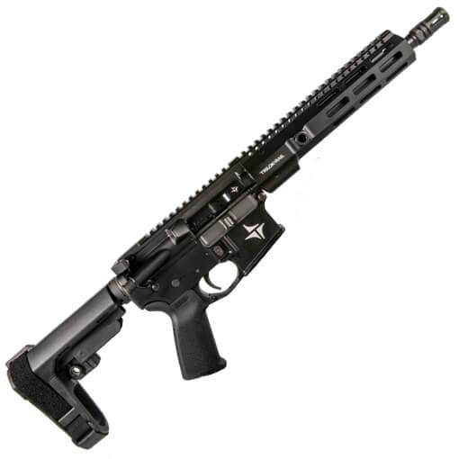 "TriArc TSR-15 Service 10.5"" TRACK Barrel 5.56MM Pistol w/ SBA3 Brace - Black"