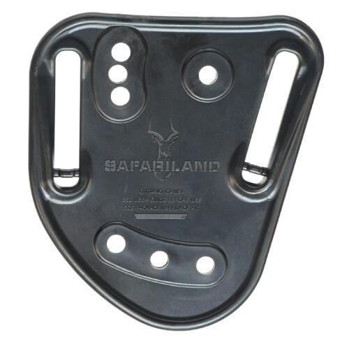 """Safariland 567BL Injection Molded Belt Loop Black - 1.50"""" - 1.75"""""""