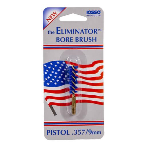 IOSSO Eliminator Premium Pistol Bore Brush .357/9mm