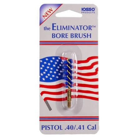 IOSSO Eliminator Premium Pistol Bore Brush .40/.41