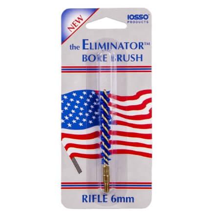 IOSSO Eliminator Premium Rifle Bore Brush 6mm/.243