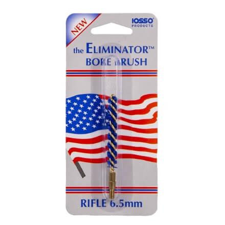 IOSSO Eliminator Premium Rifle Bore Brush 6.5mm/.265