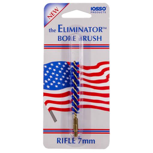 IOSSO Eliminator Premium Rifle Bore Brush 7mm/.286