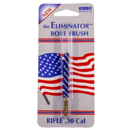 IOSSO Eliminator Premium Rifle Bore Brush .30 Cal/.308