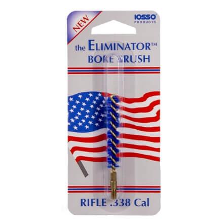 IOSSO Eliminator Premium Rifle Bore Brush .338