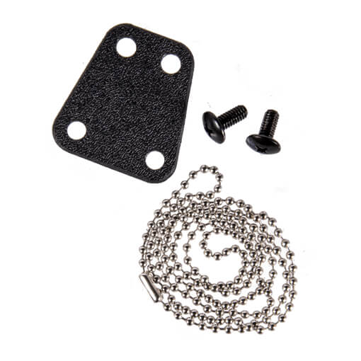 Badge Carrier - Chain Assembly