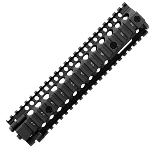 "Daniel Defense MK18 9.55"" Rail Interface System RIS II - Black"