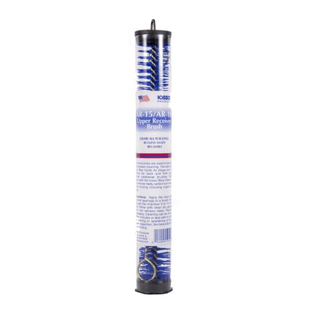 IOSSO AR-15/AR-308 Upper Receiver Bore Brush w/ Loop Handle - 2 Brush Pack