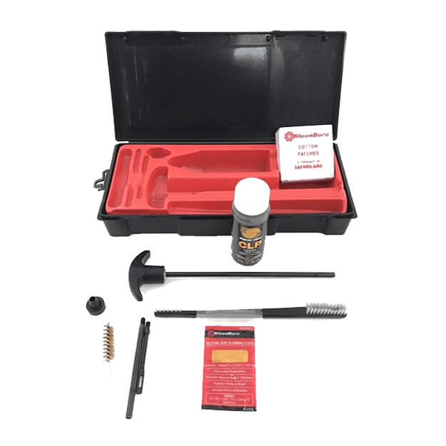 KleenBore Classic Handgun Cleaning Kits .22 Cal