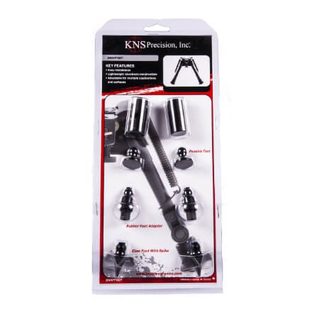 KNS Precision SnapFoot Quick Change Modular Bipod Kit - Atlas Bipods