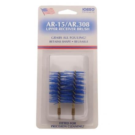 IOSSO AR-15/AR-308 Upper Receiver Brush - 2 Brush Pack