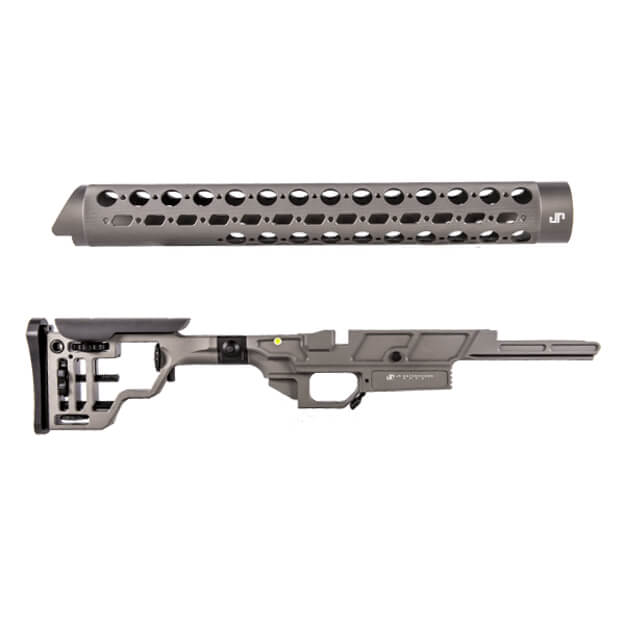 JP Enterprises APAC Chassis - Remington 700 Right Fold w/ ARCA-Swiss Adapter