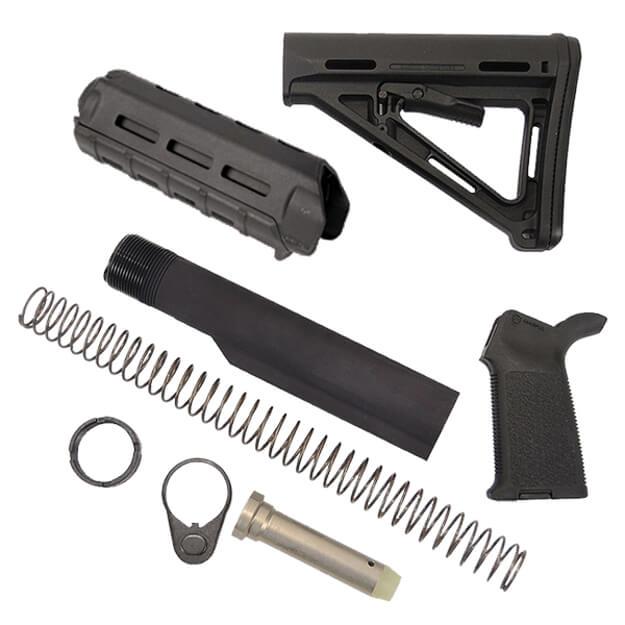 MAGPUL Carbine MOE Kit - Black