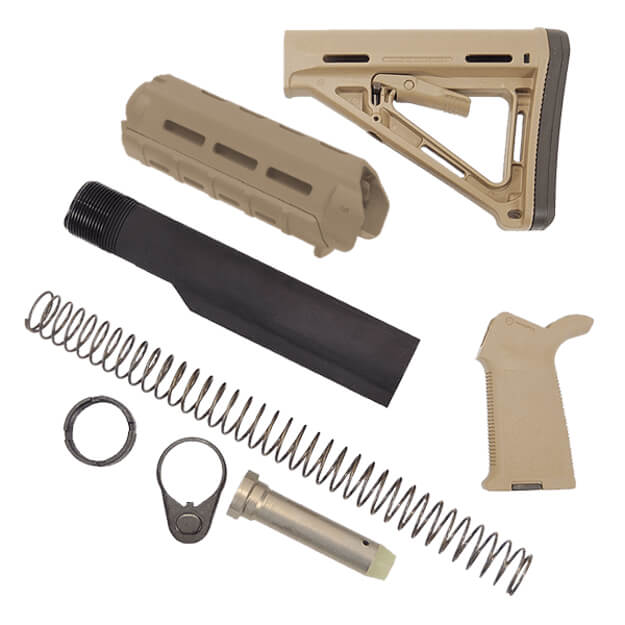 MAGPUL Carbine MOE Kit - Dark Earth