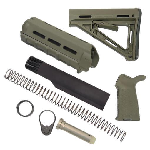 MAGPUL Carbine MOE Kit - OD Green