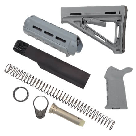 MAGPUL Carbine MOE Kit - Grey