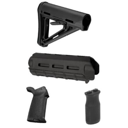 MAGPUL MOE Carbine Furniture Kit - Black