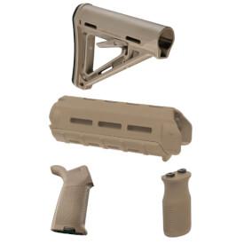 MAGPUL MOE Carbine Furniture Kit - Dark Earth