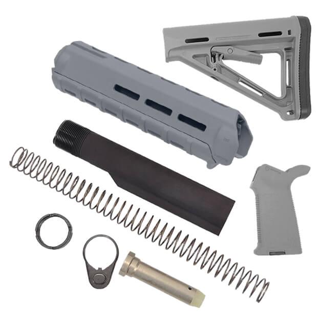 MAGPUL Midlength MOE Kit - Grey