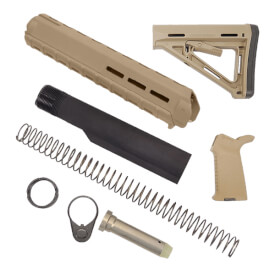 MAGPUL Rifle Length MOE Kit - Dark Earth