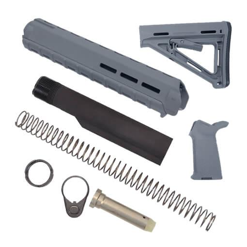 MAGPUL Rifle Length MOE Kit - Grey