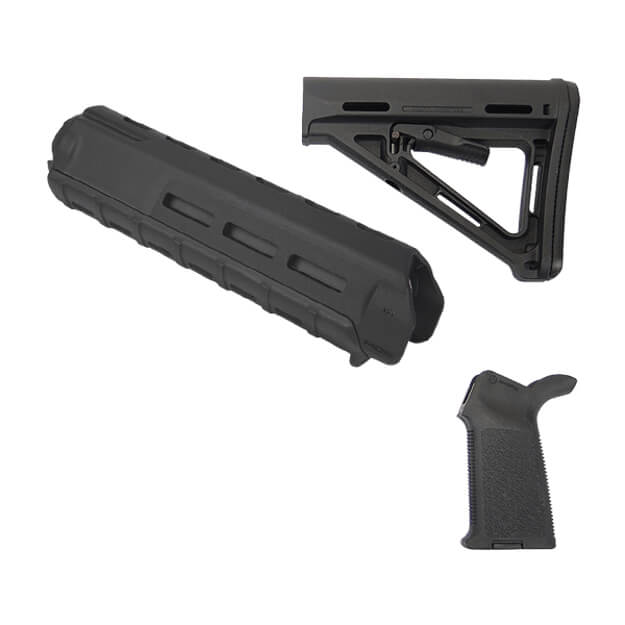 MAGPUL MOE Midlength Furniture Standard Kit - Black