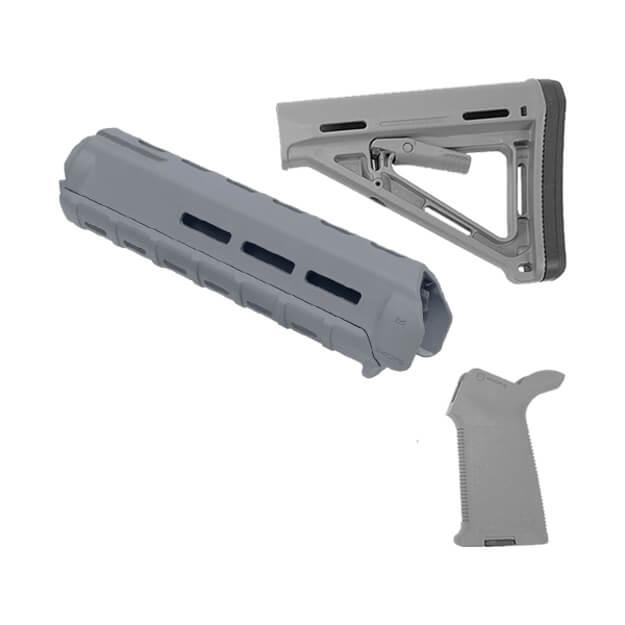 MAGPUL MOE Midlength Furniture Standard Kit - Grey