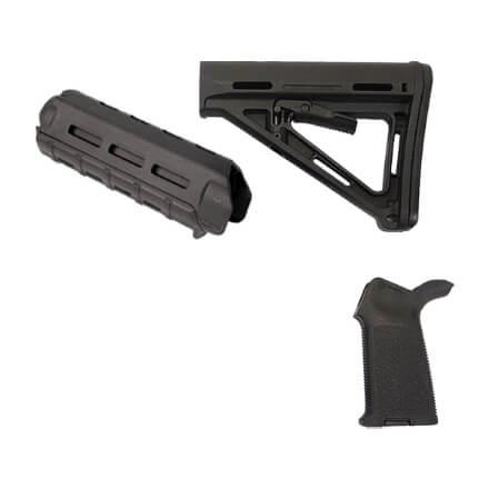 MAGPUL MOE Carbine Furniture Standard Kit - Black