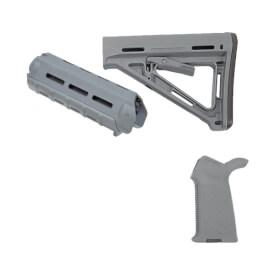 MAGPUL MOE Carbine Furniture Standard Kit - Grey