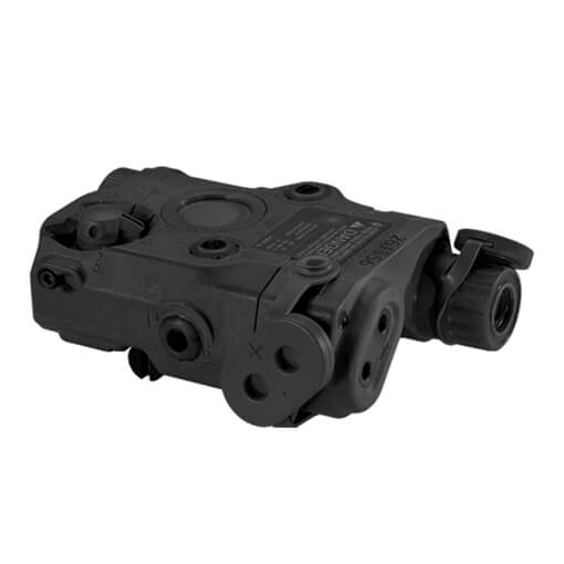 L-3 EOTech AN/PEQ-15 ATPIAL Advanced Target Pointer / Illuminator / Aiming Laser - Black