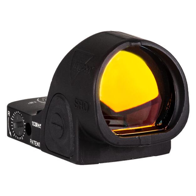 Trijicon SRO Sight Adjustable LED 1.0 MOA Red Dot