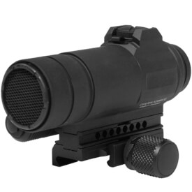 Aimpoint Comp M4-S w/ QRP2 Mount