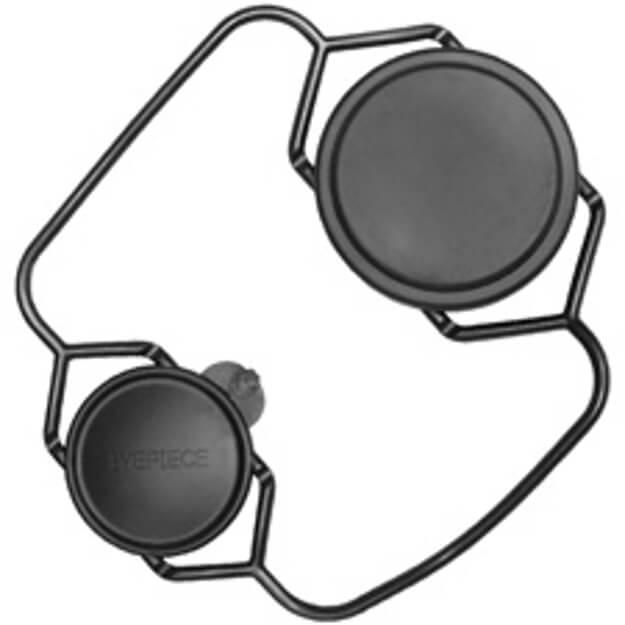 Elcan SpecterDR Bikini Covers for 1.5x/6x Models - Black