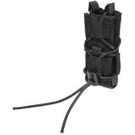 High Speed Gear Belt Mounted Pistol Taco - Black