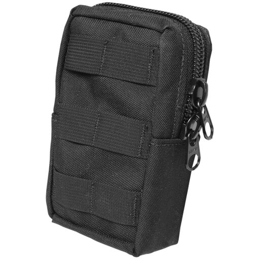 High Speed Gear Mini Radio Utility Pouch - Black