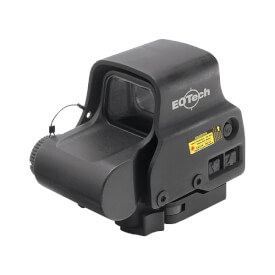 EOTech Extreme-XPS EXPS 3-4 - 68 MOA Ring w/ Four 1 MOA Dots - NV Capable - Black