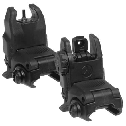 MAGPUL MBUS Gen2 Flip Up Sight Set - Black
