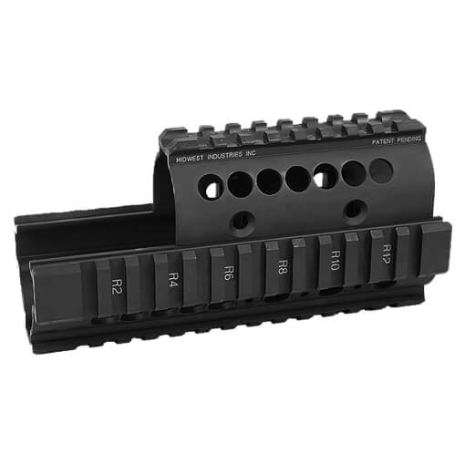 Midwest Industries Hand Guard for AK 47/74 - Black