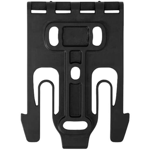 Safariland Duty Holster QLS 19 Locking Fork Black
