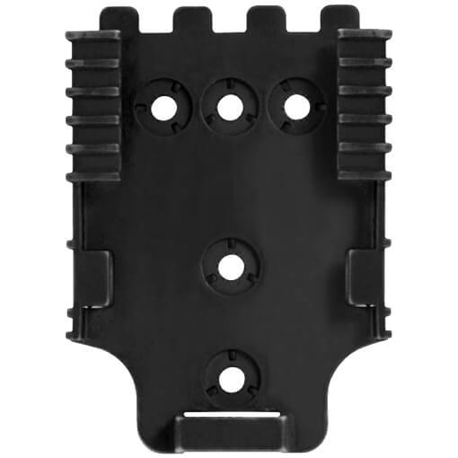 Safariland Duty QLS 22 Receiver Plate Black