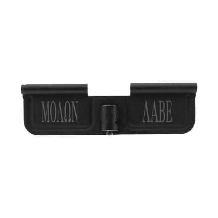 Spikes Ejection Port Door w/ Molon Labe Engraved