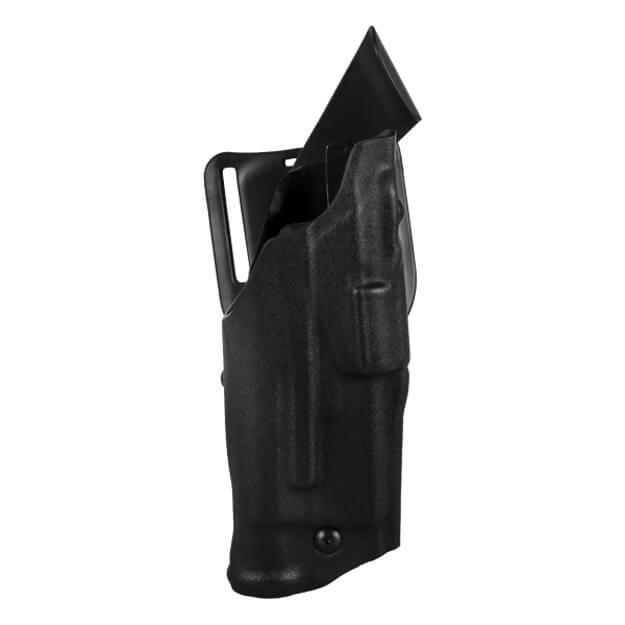 Safariland 6390 ALS Lv I Mid Ride UBL Holster - STX Tac Black Glock 19, 23 w/ Light - Right Hand