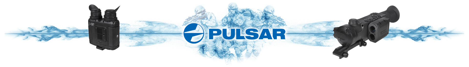 Pulsar Thermal Riflescopes & Optics