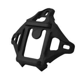 Wilcox L4 Three Hole Shroud - Black