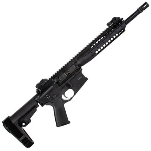 """LWRC 12.7"""" IC-A5 5.56MM Pistol w/ SBA3 Brace - Black"""