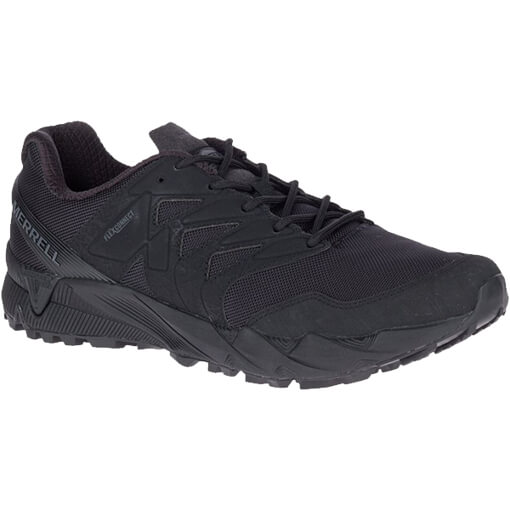 Merrell Agility Peak Tactical Shoe - Black