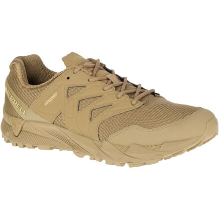 Merrell Agility Peak Tactical Shoe - Coyote