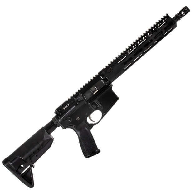 "BCM 11.5"" Barrel CQB11 MCMR Carbine SBR - Black"