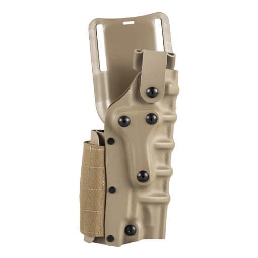 Safariland 3285 Tactical Holster STX Plain Tan Right Hand Beretta 92/96