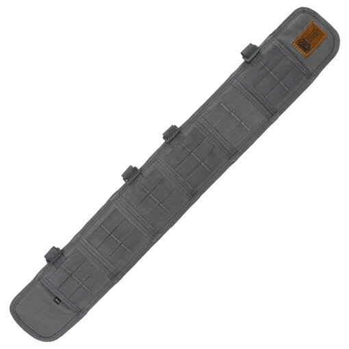 High Speed Gear Sure Grip Padded Slotted Belt - Wolf Grey